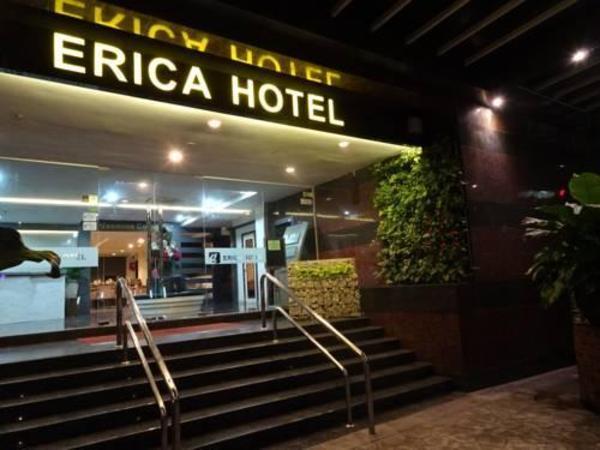 Erica Hotel Johor Bahru