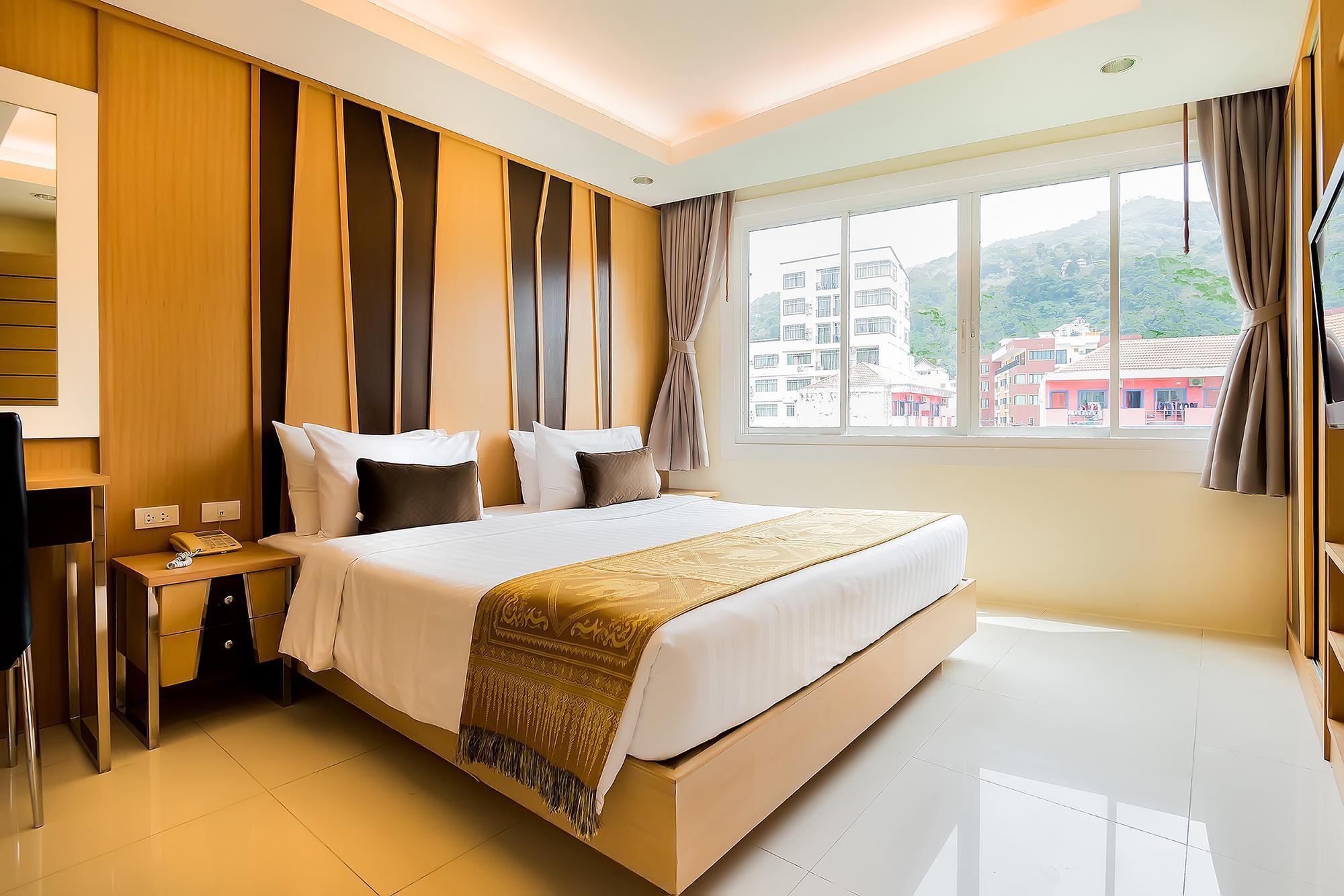 The Allano Phuket Hotel ดิ อัลลาโน ภูเก็ต โฮเต็ล