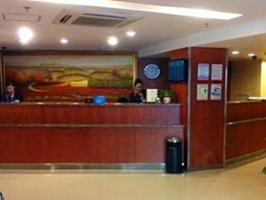Hanting Hotel Shenzhen Aiguo Road Branch