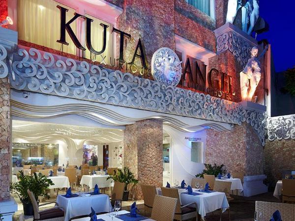 Kuta Angel Hotel Luxurious Living Bali