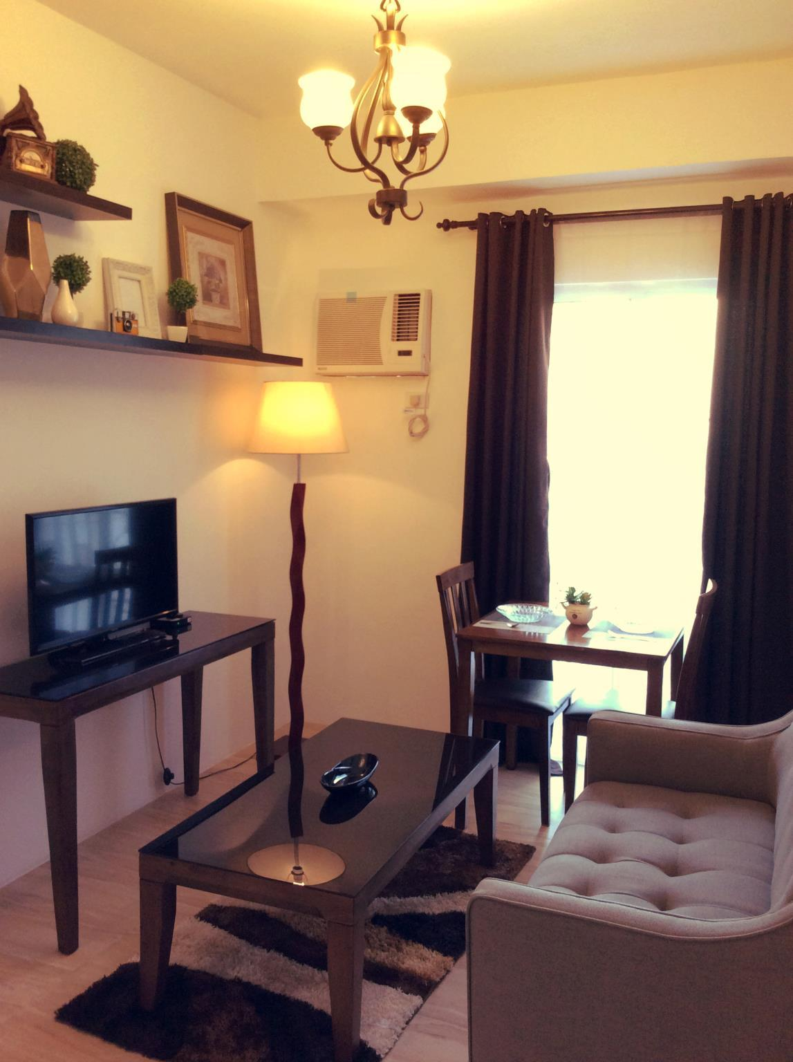 Fully Furnished 1 Bedroom Condo At Appleone Banawa