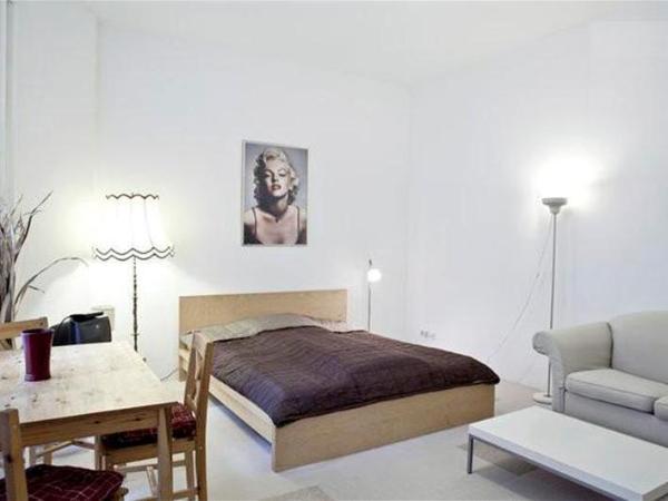 Berlin Rooms Apartment Kaethe-Niederkirchner-Strasse Berlin