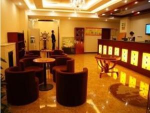 Greentree Inn Zhangjiakou Xuanhua Boju Business Hotel