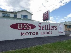 Sobre BK's Settlers Motor Lodge (BK's Settlers Motor Lodge)