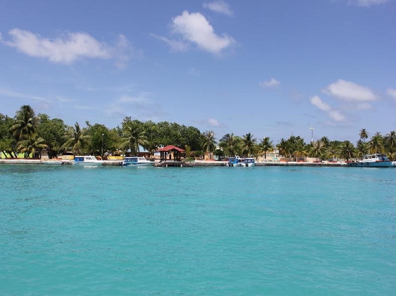Pandanus Private Pool Villa Residence Maldives Islands