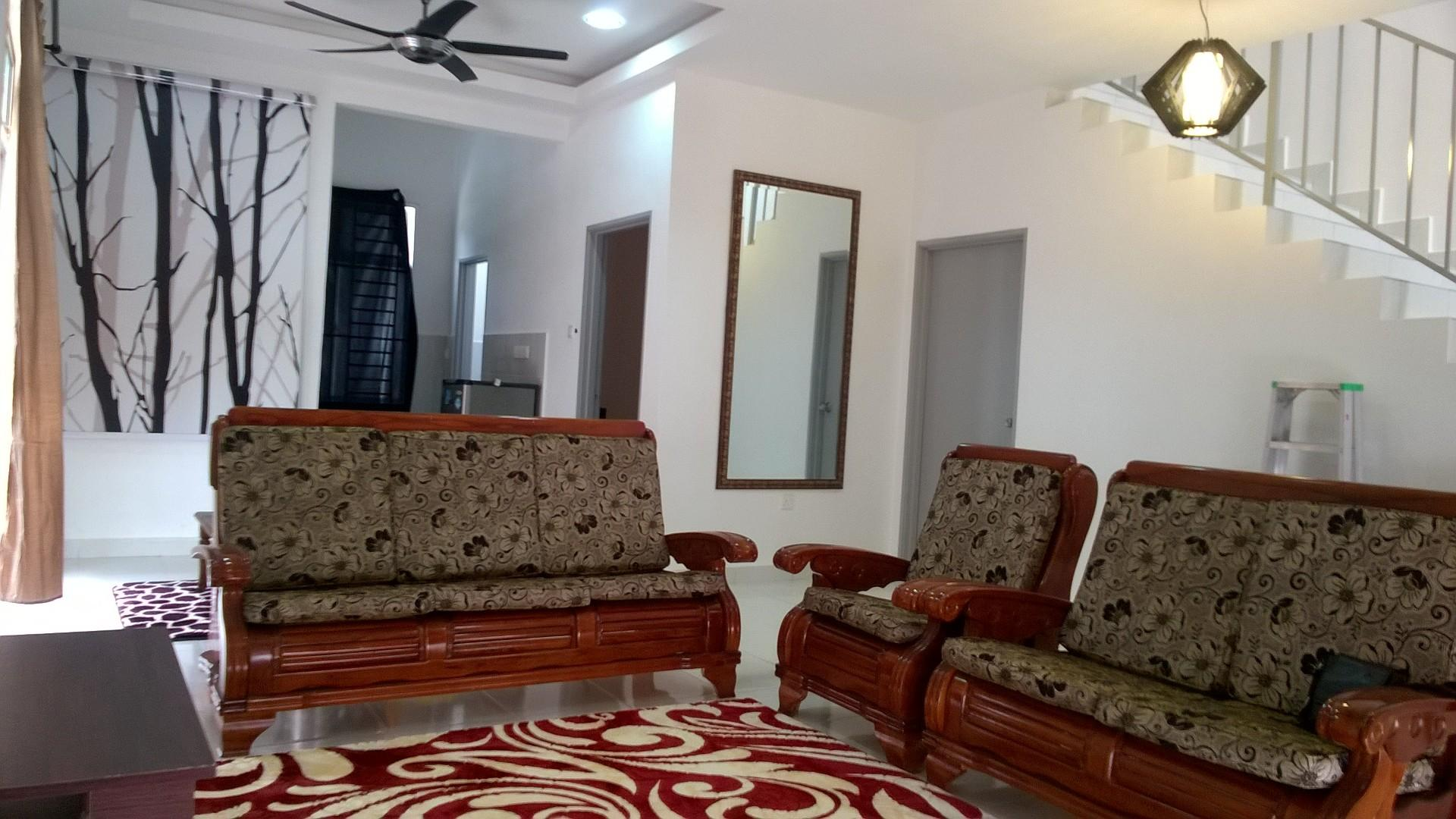 Husna Homestay Kluang  For Muslim Only