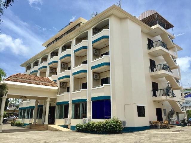 Krabi Golden Hill Hotel – Krabi Golden Hill Hotel
