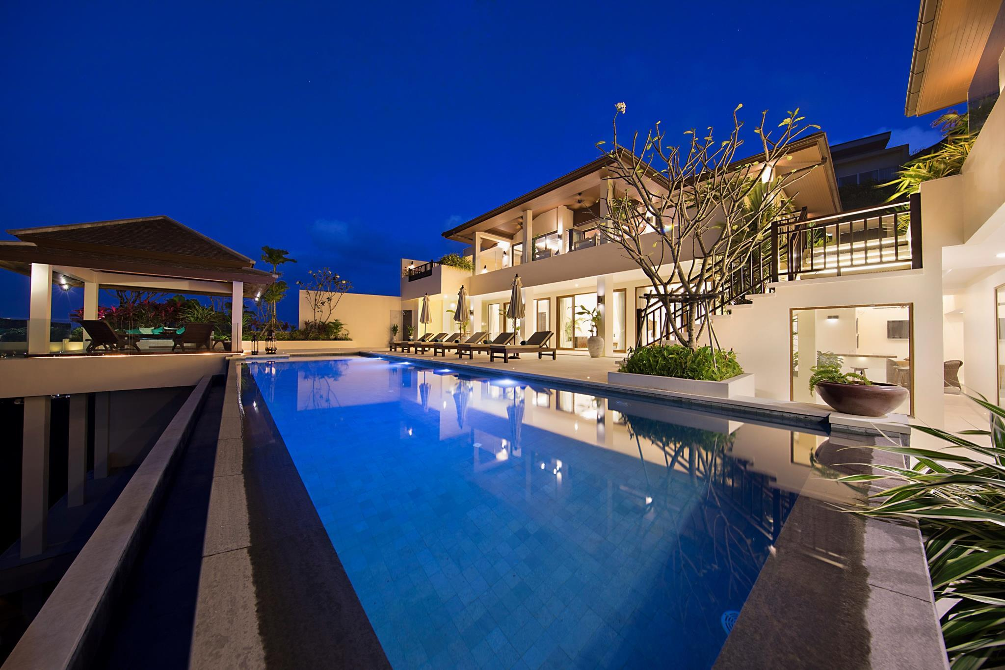 Villa Meditation  Deluxe Villa