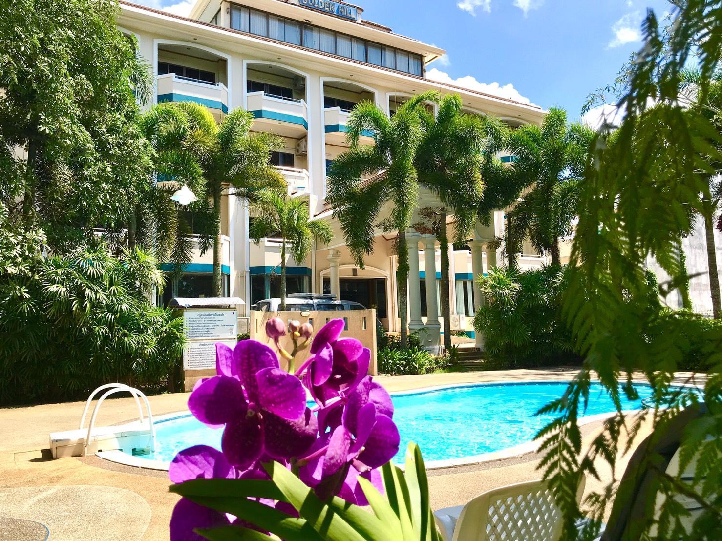 Krabi Golden Hill Hotel Krabi Golden Hill Hotel