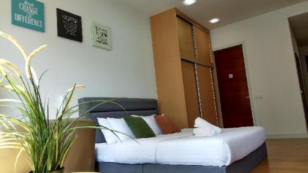 Marc Residence KLCC Studio Apartment Kuala Lumpur