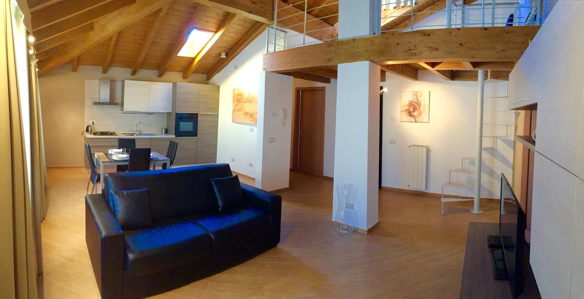 Suite Home Gavirate   Superior Apartment