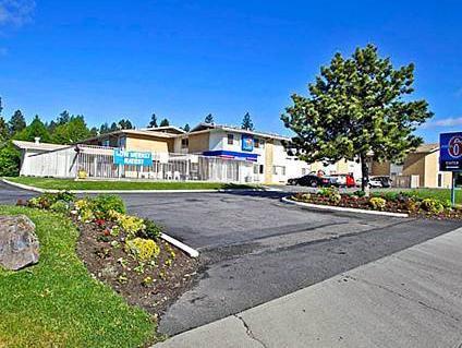 Motel 6 Spokane West Downtown