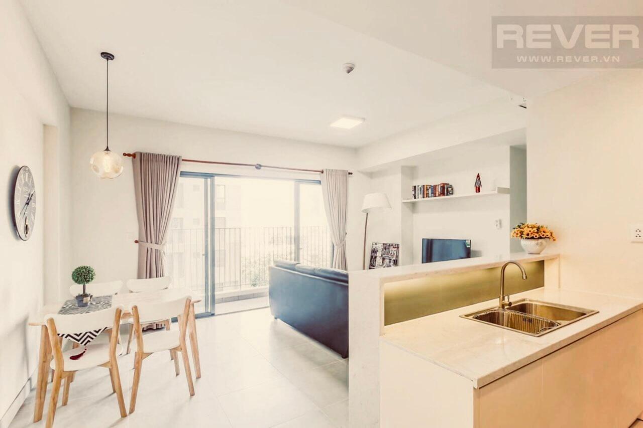 Happy Masteri Thao Dien  2 Bedrooms With Balcony