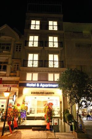 DIAMOND QUEEN HOTEL Ho Chi Minh City