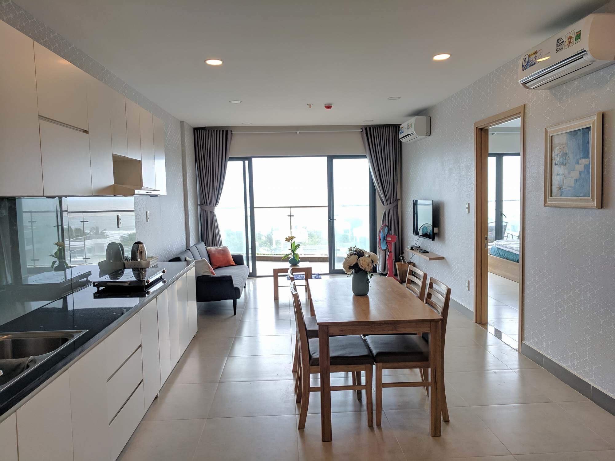 Ocean View Apartment   Blue Sapphire Resort