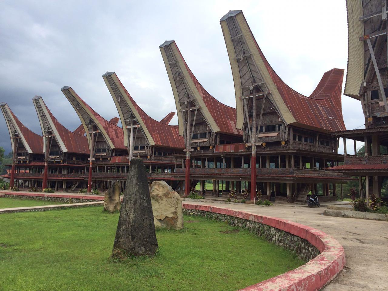 Tongkonan Homestay Museum Ne Gandeng