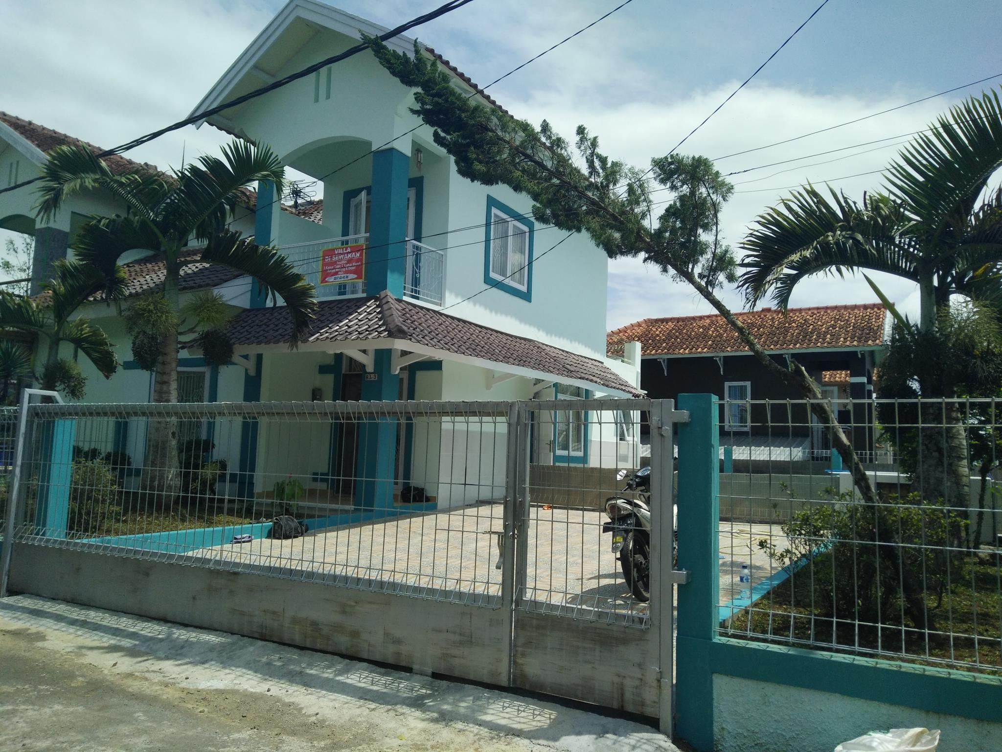 Giisca Family Villa