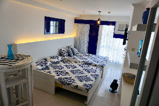 picture 2 of Brand New Taal-View Santorini-Inspired Condo