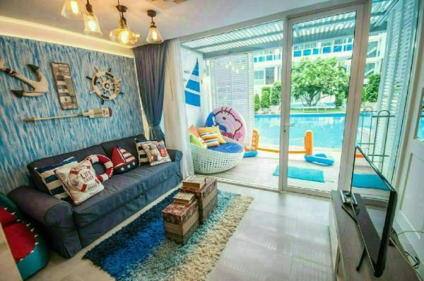 My Resort-Luxury Pool Access-4BR.Duplex@Huahin Hua Hin