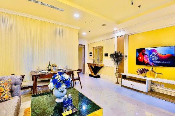 Landmark 81 a luxury, high-class 1BR apartment  Ho Chi Minh City