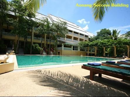 aonang success beach resort