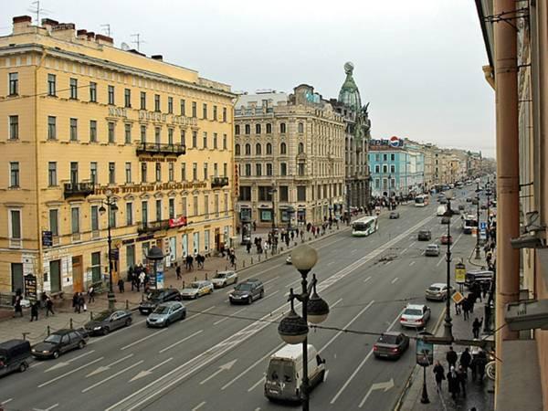 Abajour On Nevsky