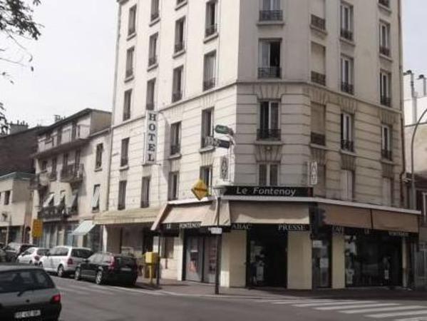 Hotel Luxor Paris