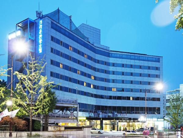 Itaewon Crown Hotel Seoul