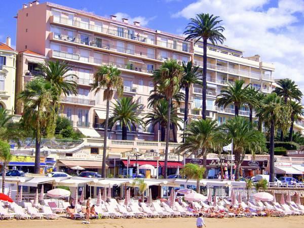 Coeur De Cannes Beach