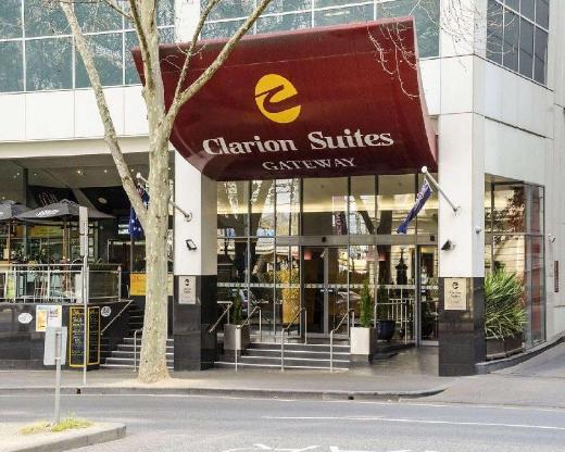Clarion Suites Gateway Hotel