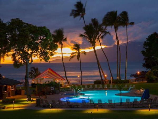 Napili Kai Beach Resort Maui Hawaii