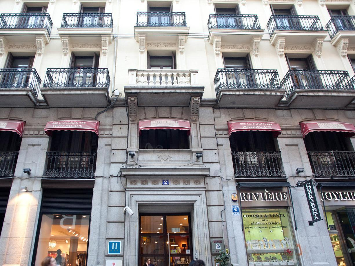 Madrid petit palace londres in spain europe for Londres hotel madrid