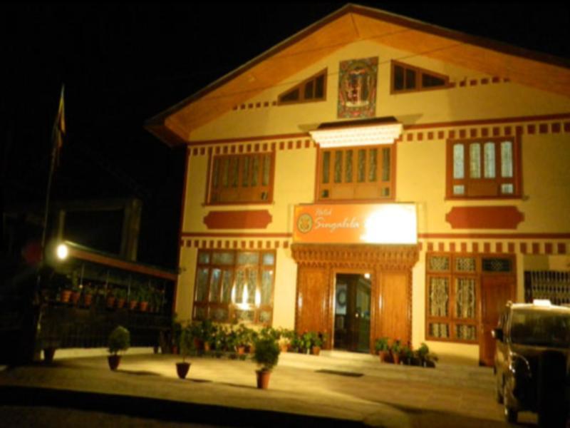 Hotel Singalila Mingyur