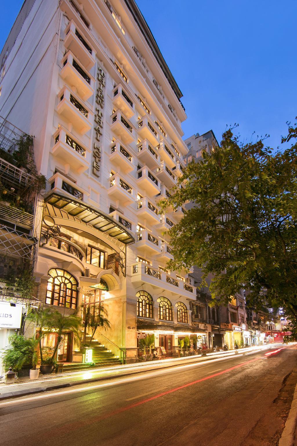 Babylon Grand Hotel And Spa