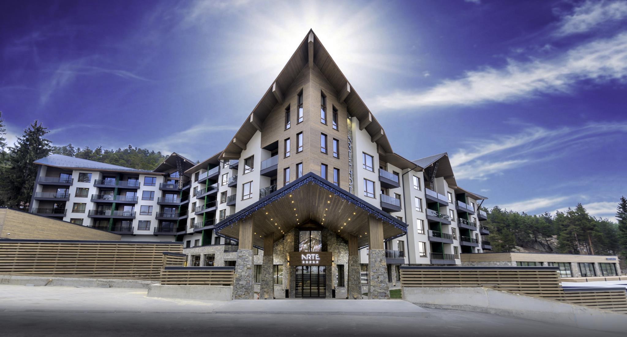 Arte Spa And Park Hotel