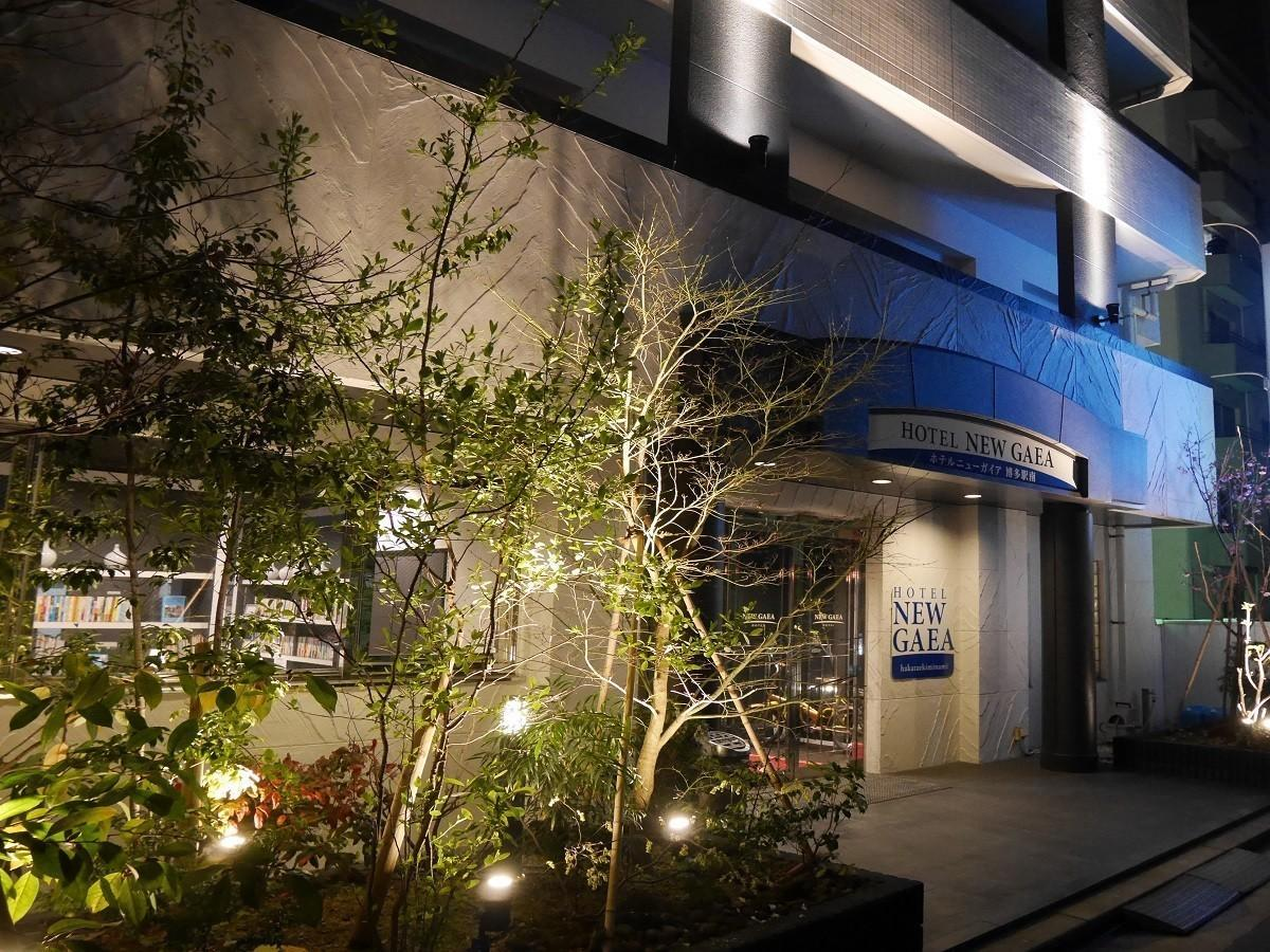 โรงแรมนิว กะเอะอะ ฮะกะตะ-เอะกิ มินะมิ