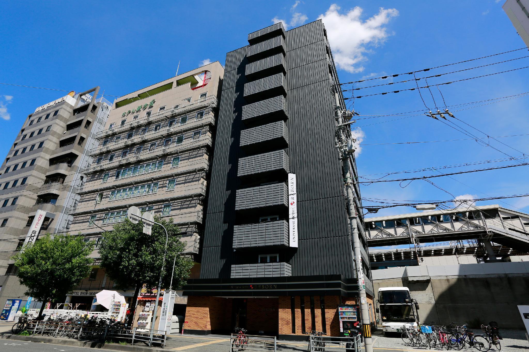 OYO 44587 Universal Hotel Reborn