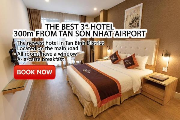 Mai Villa Hotel Airport Ho Chi Minh City