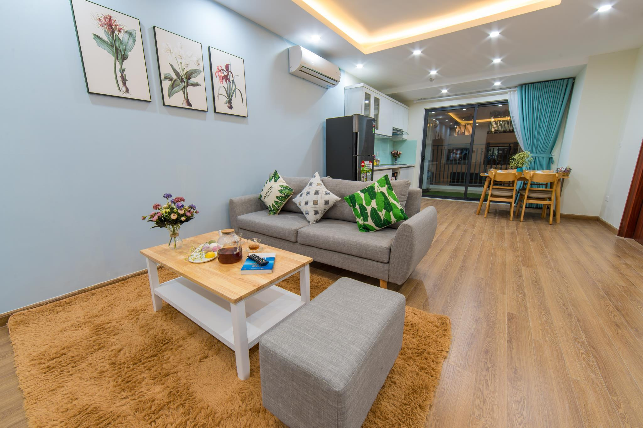 Comfort 2BR Apartment Near Keangnam Landmark