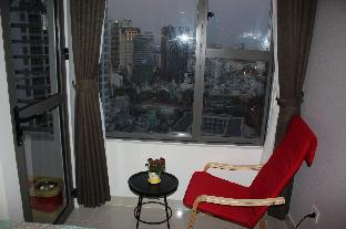 Nice studio nearly  Bui Vien Street high floor