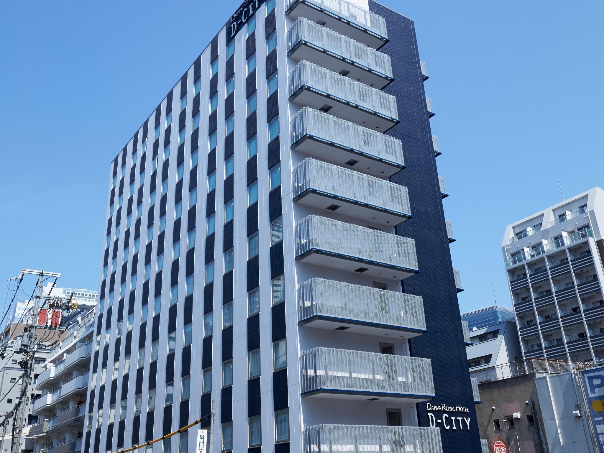 Daiwa Royal Hotel D CITY Osaka Shin Umeda