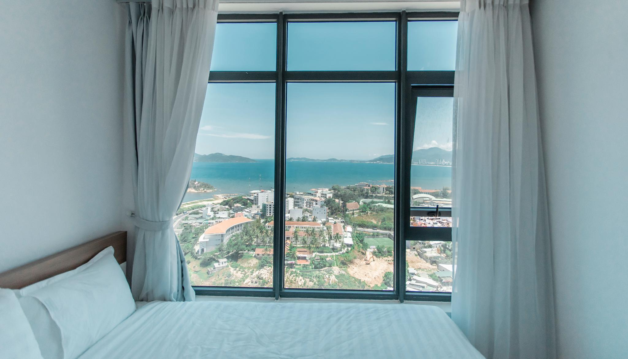 Beach Front Oceanous Nha Trang Apartment