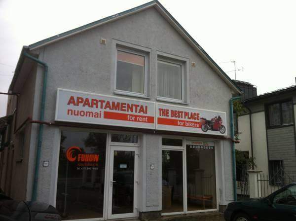 Info Hotel Apartments