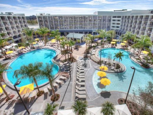 Sheraton Orlando Lake Buena Vista Resort