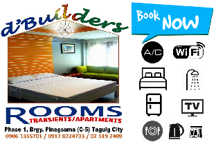 picture 5 of DBUILDERS ROOMS Taguig, Transient Hotel Staycation