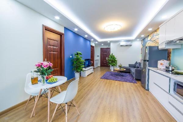 Deluxe 2BR Apartment 5mins to Keangnam Landmark Hanoi