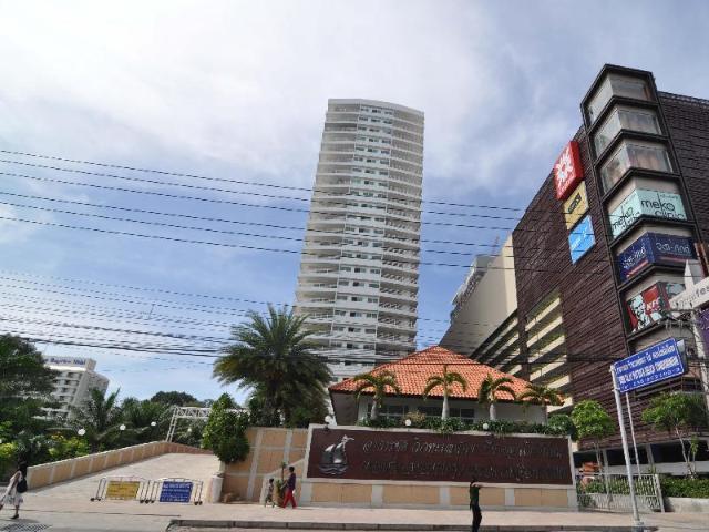 วิว ทะเล 6 พัทยา บีช คอนโดมิเนี่ยม บาย ฮันนี่ – View Talay 6 Pattaya Beach Condominium by Honey