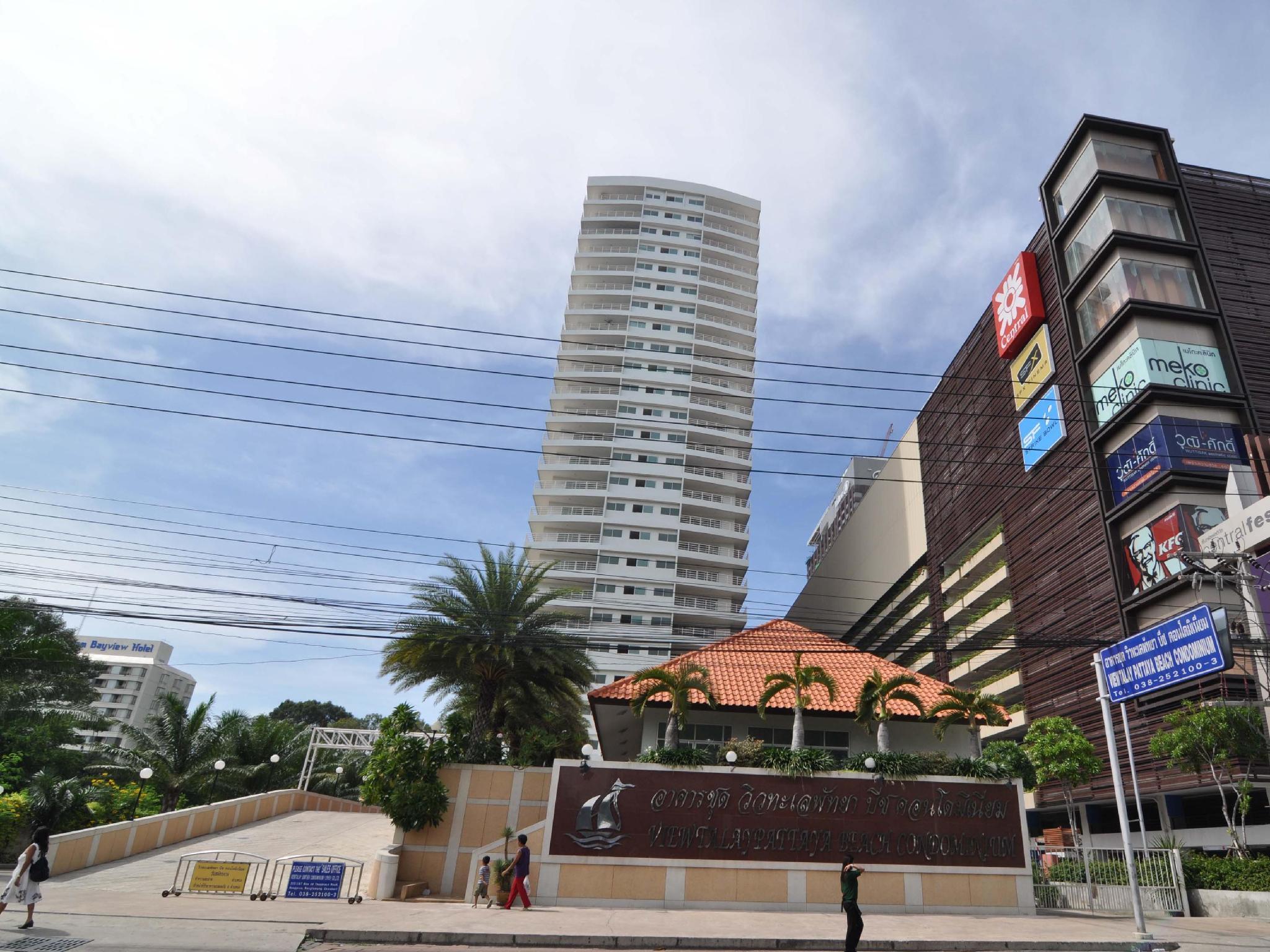 View Talay 6 Pattaya Beach Condominium by Honey วิว ทะเล 6 พัทยา บีช คอนโดมิเนี่ยม บาย ฮันนี่