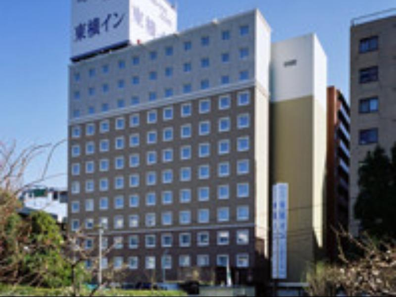 Toyoko Inn Tokyo Eki Shin Ohashi Mae