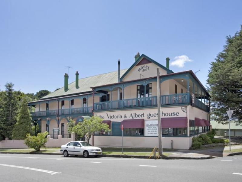 The Victoria And Albert Guesthouse